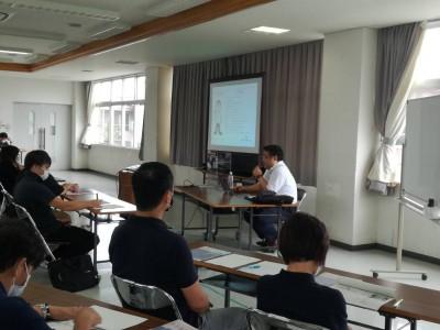 田辺市介護支援専門員研修会でのセミナー