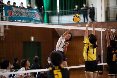 「第2回チャレンジカップ小学生バレーボール大会」開催!